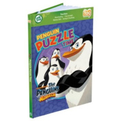 LeapFrog Tag Game Book -Penguins of Madagascar