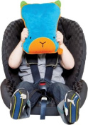 Trunki SnooziHedz Travel Pillow and Blanket - Bert Blue.