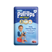 Huggies Pull-Ups Disney-Pixar Cars Night-Time Boy Size 5 11-18kg 12 Potty Training Pants