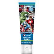 Crest Marvel Avengers Pro-Health Stages Fruit Burst Fluoride Anticavity Toothpaste, 120ml