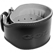 Gold's Gym Leather Belt