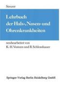 Lehrbuch Der Hals-, Nasen- Und Ohrenkrankheiten [GER]