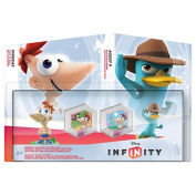 Disney Infinity Toy Box Phineas and Ferb