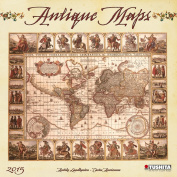 Antique Maps 2015