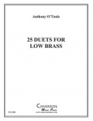 25 Duets for Low Brass