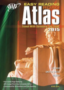 AAA Easy Reading Road Atlas