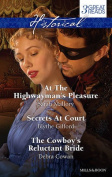 Mallory, Gifford And Cowan Taster Collection 201403/At The Highwayman's Pleasure/Secrets At Court/The Cowboy's Reluctant Bride
