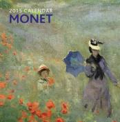 2015 Monet Calendar