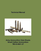 Army Ammunition Data Sheets for Small Caliber Ammunition