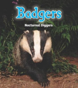 Badgers: Nocturnal Diggers (Read and Learn
