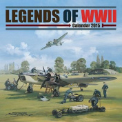 Legends of WWII Wall: 12x12