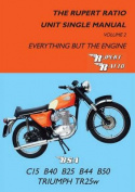 The Rupert Ratio Unit Single Manual