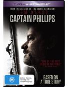 Captain Phillips (DVD/UV) [Region 4]