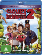 Cloudy With a Chance of Meatballs 2  [Region B] [Blu-ray]