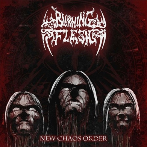 New Chaos Order by Burning Flesh.