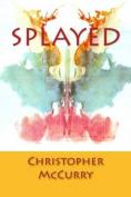 Splayed