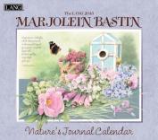 The Lang Marjolein Bastin Nature's Journal Calendar