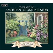 The Lang American Dream Calendar