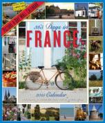 365 Days in France Calendar
