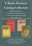 A Butler Brothers Catalog Collection