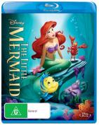 The Little Mermaid [Region B] [Blu-ray]