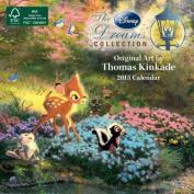 Thomas Kinkade Disney Dreams 2015 Mini