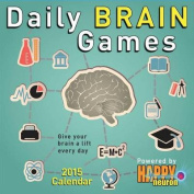 Daily Brain Games 2015 Day-to-Day Box