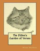 The Kitten's Garden of Verses [Large Print]