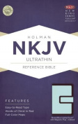 Ultrathin Reference Bible-NKJV-Magnetic Flap