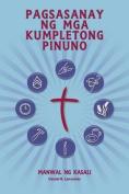 Pagsasanay Ng MGA Kumpletong Pinuno - Manwal Ng Kasali [TGL]