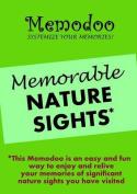 Memodoo Memorable Nature Sights