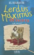 El Diario de Lerdus Maximus en Egipto  [Spanish]