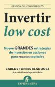 Invertir Low Cost [Spanish]