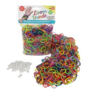 Loom Rubber Bands - 1000 Rubber Band Refill Variety Value Pack