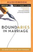 Boundaries in Marriage [Audio]