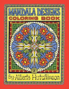 Mandala Design Coloring Book No. 2