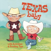 Texas Baby (Local Baby Books) [Board book]