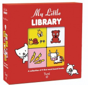 My Little Library [Board book]