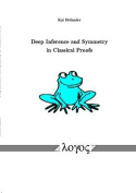 Deep Inference and Symmetry in Classical Proofs
