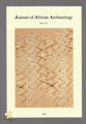 Journal of African Archaeology 5 (2)