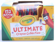 Ultimate Crayon Case Sharpener Caddy 152 Colors