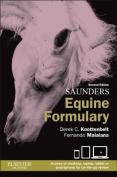 Saunders Equine Formulary, 2e