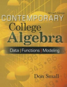 Contemporary College Algebra
