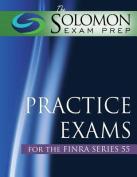 The Solomon Exam Prep Practice Exams for the Finra Series 55