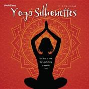 Yoga Silhouettes Calendar