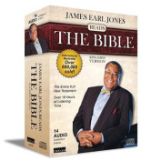 James Earl Jones Reads the Bible New Testament-KJV [Audio]