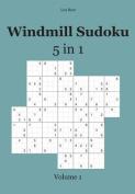 Windmill Sudoku 5 in 1