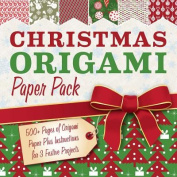 Christmas Origami Paper Pack