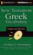 New Testament Greek Vocabulary [Audio]