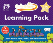 Gold Stars Learning Pack Ages 5-7 Key Stage 1